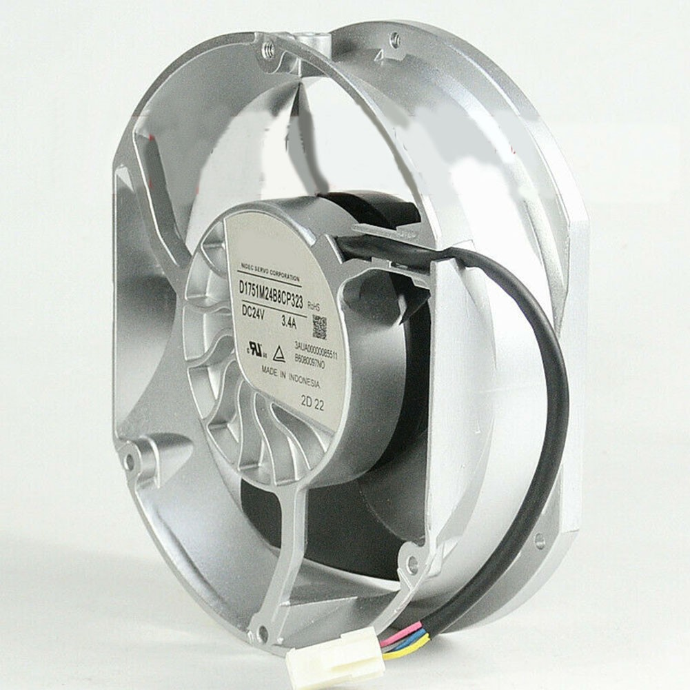 SERVO D1751M24B8CP323 24V 3.4A Inverter Cooling Fan