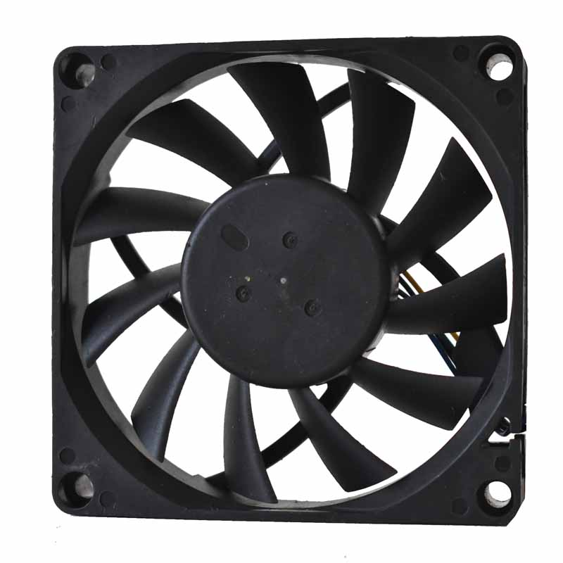 Delta EFC0812DB DC12V 0.5A 4-wire PWM cooling Fan