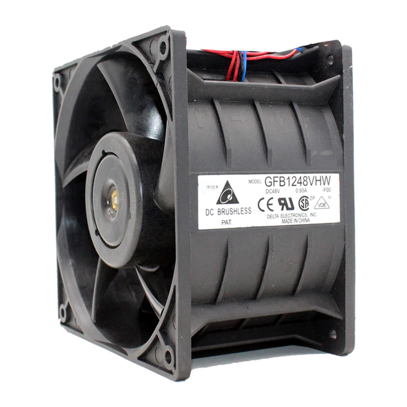 Delta GFB1248VHW DC48V 0.93A 6-pin industrial Blowers axial cooling fan