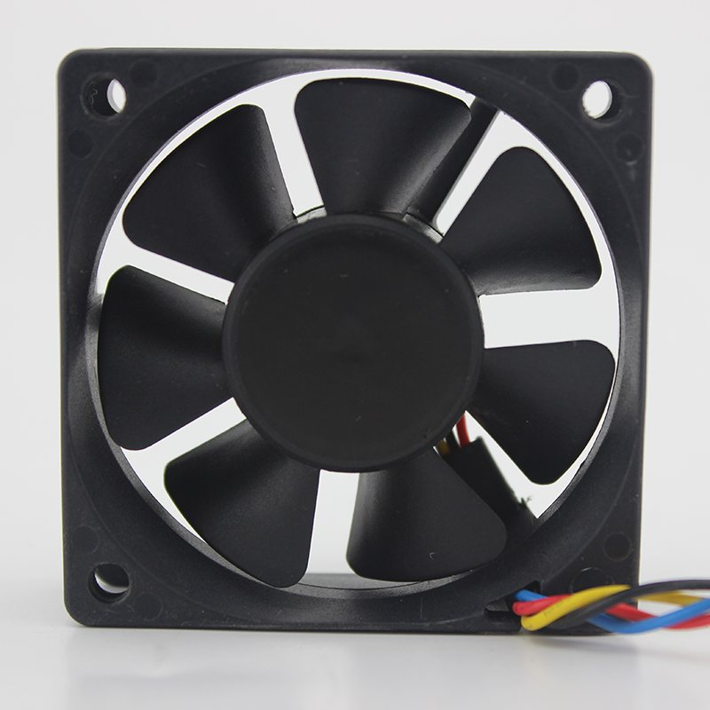 Sunon GM1206PKVX-A DC 12V 3.0W 6cm 4-wires cooling Fan