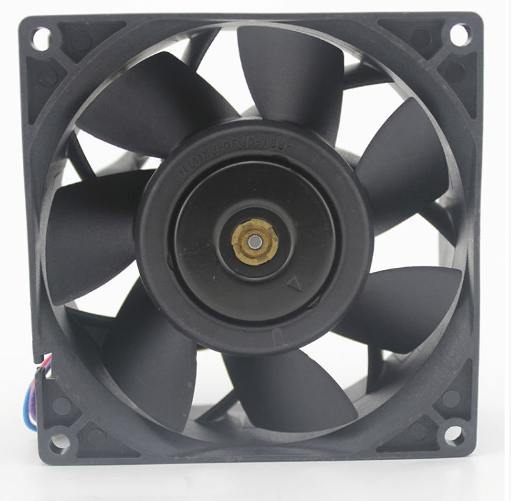 Delta PFB0948EHE -5E51 DC48V 0.26A 3-wires Cooling Fan