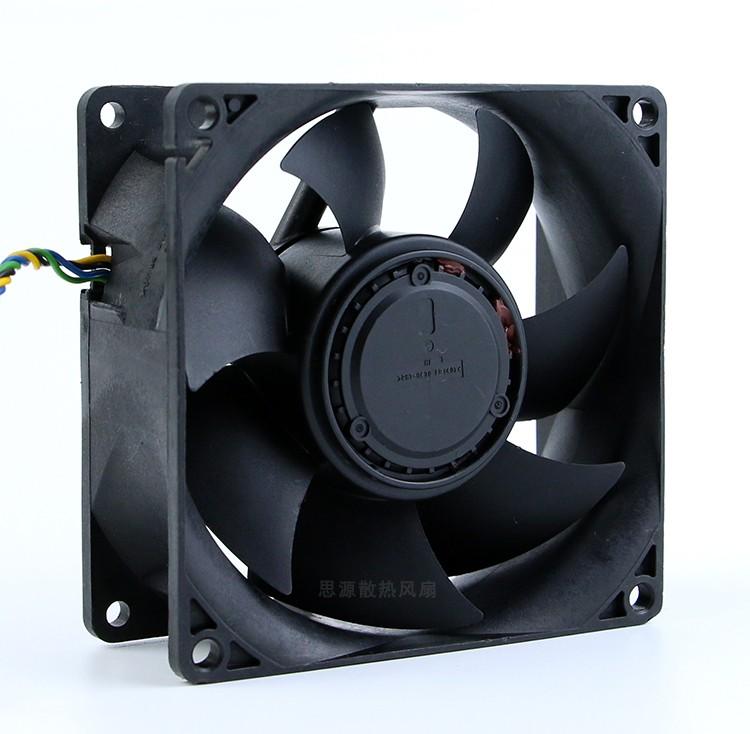 Nidec T92E12BMA7-07 DC 12V 0.66A axial pwm cooling fan