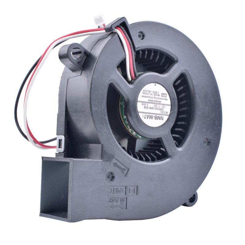 NMB BM6920-04W-B59 12V 0.34A Centrifugal Turbo Blower Cooling Fan