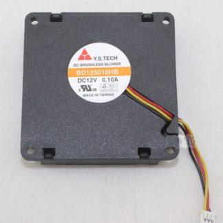 Y.S.TECH BD125010HB 12V 0.10A Double ball centrifugal fan