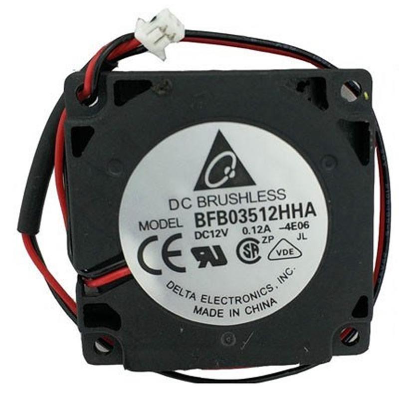 Delta BFB03512HHA DC12V 0.12A 3.5CM Centrifuge turbine Cooling fan