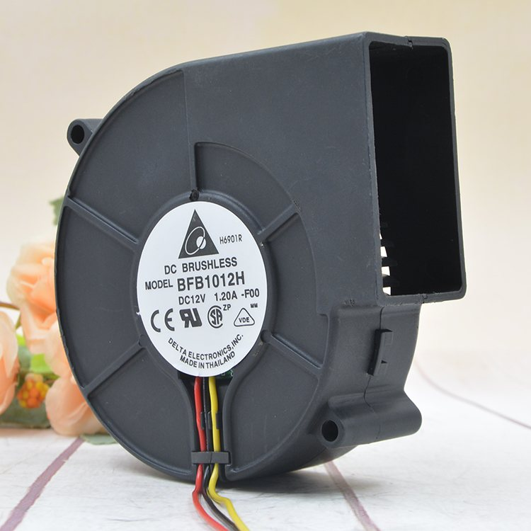 Delta BFB1012H DC12V 1.2A centrifugal cooling fan