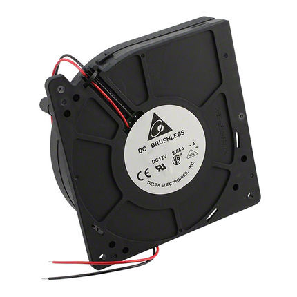 Delta BFB1212EH 12V 2.85A 12CM turbine Centrifuge Blower cooling fan