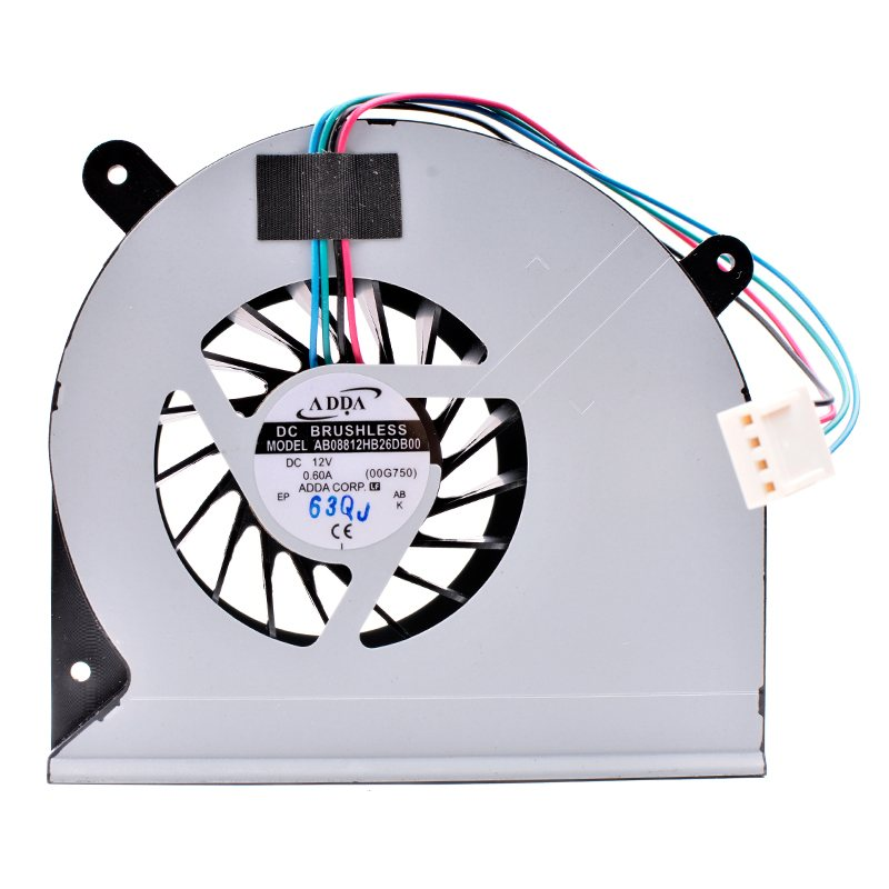 ADDA AB08812HB26DB00 DC12V 0.60A Centrifugal turbine blower cooling fan