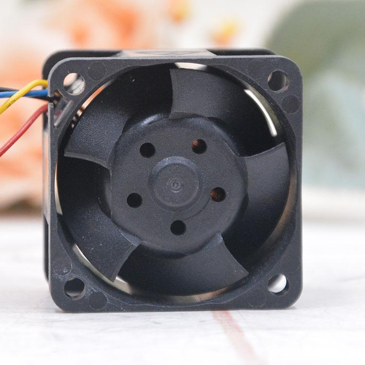 ADDA AS04012UB285BA0 DC12V 0.62A 4cm 4-wires cooling fan
