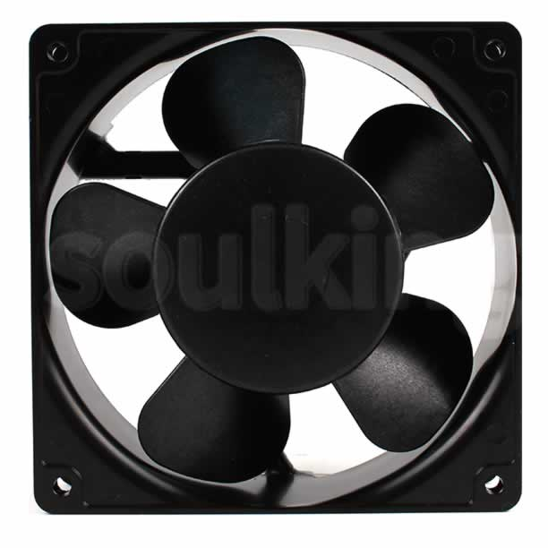 NMB 11938MB-B3N-NP 230VAc 50/60HZ 15/14W thermally protected cooling fan