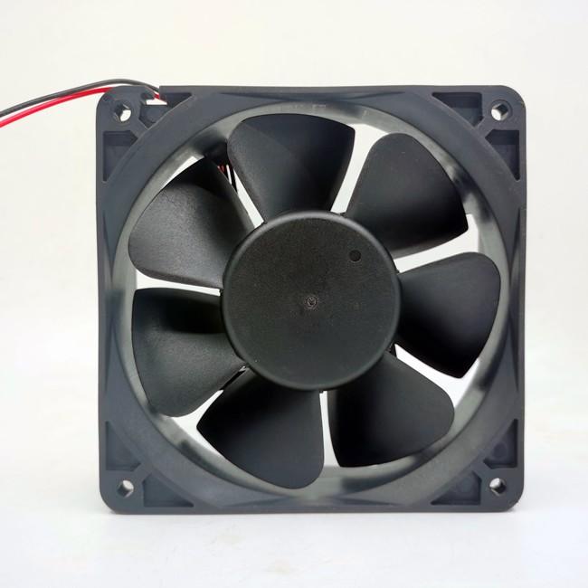 NONOI G1238E24B2 RS DC24V 0.6A  2BALL cooling fan